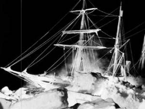 Shackleton´s Endurance
